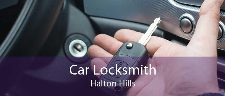 Car Locksmith Halton Hills
