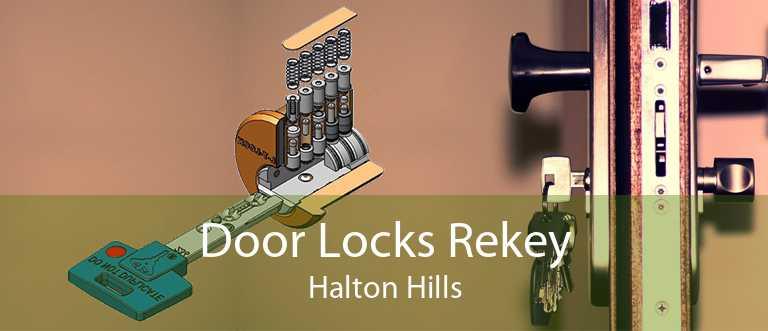 Door Locks Rekey Halton Hills