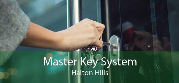 Master Key System Halton Hills