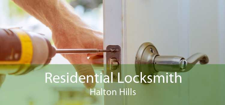 Residential Locksmith Halton Hills